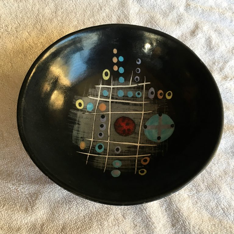 """night"" bowl"